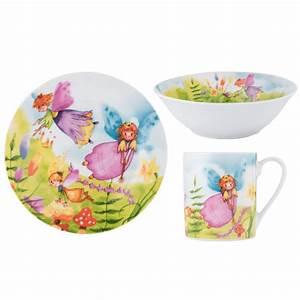 Schüssel Set Porzellan : 3tlg kindergeschirr elfen feen porzellan geschirr kinder teller sch ssel tasse ebay ~ Eleganceandgraceweddings.com Haus und Dekorationen