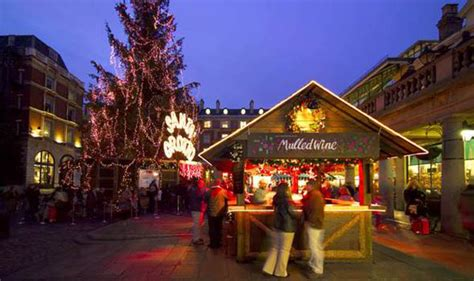 top  christmas markets  london short city breaks
