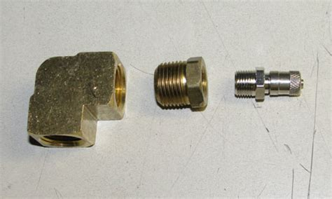 Valve Stem Pipe Adapter Kit For M35a3