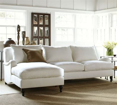 pottery barn carlisle sofa carlisle upholstered sofa with chaise sectional pottery barn