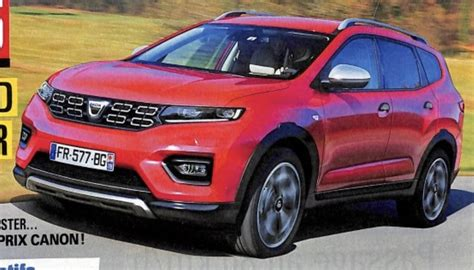 Dacia Sandero 2020 by 2020 Dacia Grand Suv