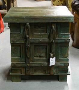 Malle En Bois : petit coffre ou malle en bois h 50 cm ~ Melissatoandfro.com Idées de Décoration