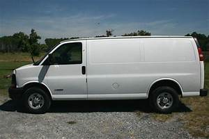 Diagram 2005 Chevy Express