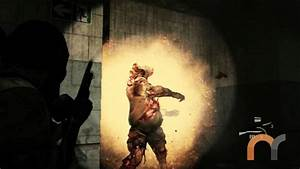 The Last Of Us - Setting Fire To A Bloater