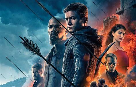 Movie Review - Robin Hood (2018)