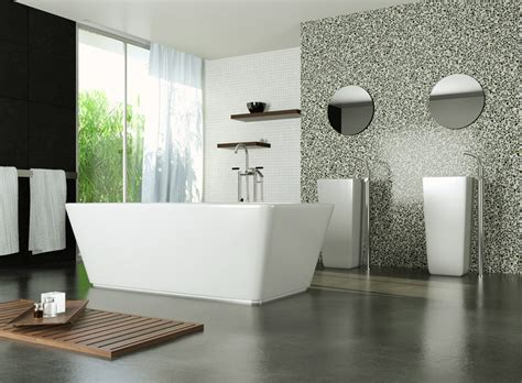 plancher flottant salle de bain salle de bain comment choisir le bon carrelage pour les murs et planchers ameublements ca