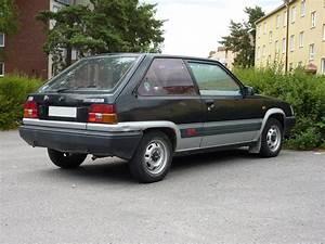 Toyota Tercel Sr 1984
