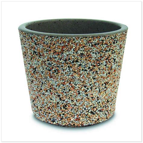 vasi grandi vasi in cemento 540655 in lavato vasi tondi grandi