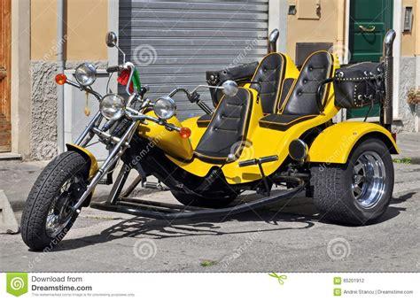 Motorcycle Chopper Stock Photo. Image Of Holidays