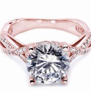 rose colored engagement ring desighn pinterest With rose colored wedding rings