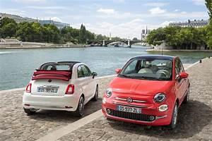 Fiat 500 Décapotable Prix : fiat 500 2019 un syst me hybride l ger pour remplacer le diesel photo 1 l 39 argus ~ Gottalentnigeria.com Avis de Voitures