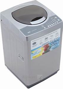 Ifb 6 5 Kg Fully Automatic Top Load Washing Machine Silver Price In India