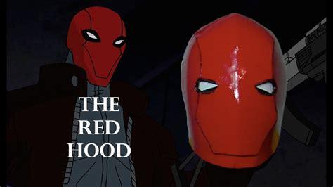 red hood helmet youtube