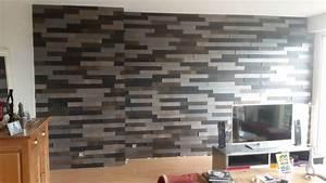 Parement Bois Mural : habillage mur interieur en bois ~ Premium-room.com Idées de Décoration