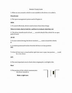 Drivers Ed Chapter 15 Worksheet Answers