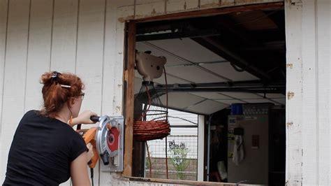 replacement wooden garage windows replacing garage windows