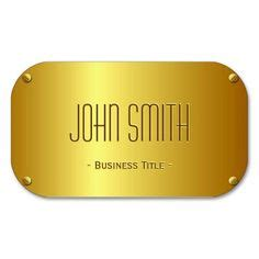 silver metallic business cards images business