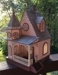 Viktorianisches Haus Kaufen : half scale victorian cottage artizanat din lemn pinterest puppen miniatur und haus ~ Markanthonyermac.com Haus und Dekorationen