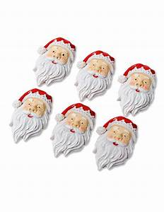 Stuck Zum Aufkleben : kleine weihnachtsmannk pfe zum aufkleben partydeko und g nstige faschingskost me vegaoo ~ Markanthonyermac.com Haus und Dekorationen