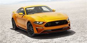 2018 Ford Mustang Price Starts at $25,585 - MSRP For Mustang EcoBoost & GT