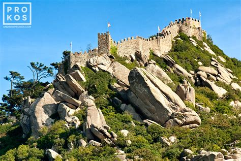 view interior of homes view of the castelo dos mouros sintra photo