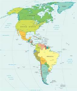Map of american continent gumiabroncs Image collections