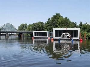 Wohnen Auf Dem Hausboot : floating homes wohnen auf dem wasser ~ Markanthonyermac.com Haus und Dekorationen