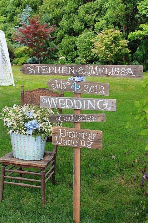 Backyard Garden Wedding Ideas by 30 Rustic Backyard Outdoor Garden Wedding Ideas Deer