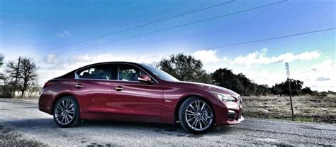Q50 Software Update by Infiniti Issues Recall For 60 000 Q50s Steering