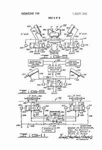 Patent Us3610341 - Motor-grader Control System