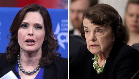 Mom of 5 girls and 2 labs. DUBIOUS DEMS: Feinstein's Motives on Kavanaugh Accuser ...