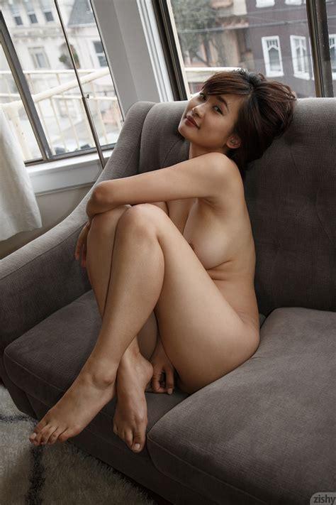 Saki Kishima Nude Models Zishy Promo