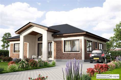 3 Bedroom House In by 3 Bedroom House Plan Id 13210 In 2019 Designs Simple
