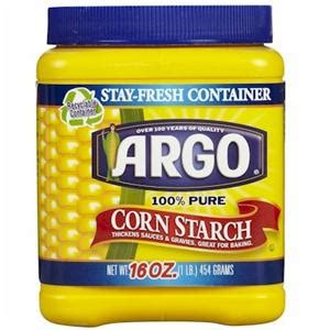 cornstarch substitute corn starch substitutes ingredients equivalents gourmetsleuth