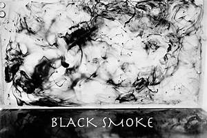 Kunst Schwarz Weiß : fotografie black smoke abstrakte kunst in schwarz wei fotografie schwarz tusche wasser von ~ A.2002-acura-tl-radio.info Haus und Dekorationen