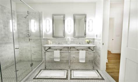 light  bathroom mirrors carrera marble bathroom ideas