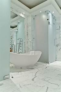 Modele De Salle De Bain Moderne : 20 id es de salle de bain avec baignoire moderne ~ Dailycaller-alerts.com Idées de Décoration