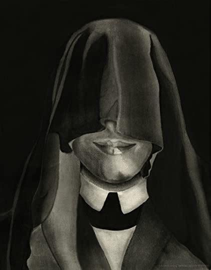 ministers black veil  nathaniel hawthorne