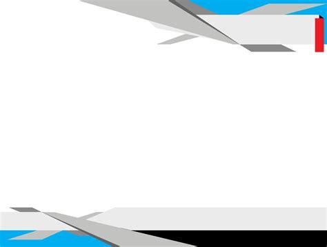 background desain spanduk kosong keren desain banner