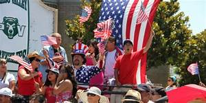 Spirit of Watsonville 4th of July Parade at St. Patrick's ...