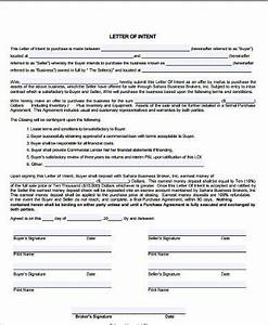Intent Letter For Job Application Free 14 Sample Letter Of Intent In Pdf Ms Word Pages
