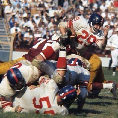 Pin on New York Football Giants; Old School