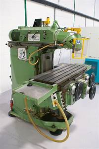 HURON J2 Universal Ram Type Milling Machine.