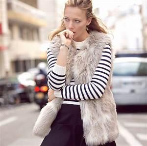 Veste Sans Manche Femme Fourrure : veste fausse fourrure sans manches femme 3 3 suisses pickture ~ Melissatoandfro.com Idées de Décoration