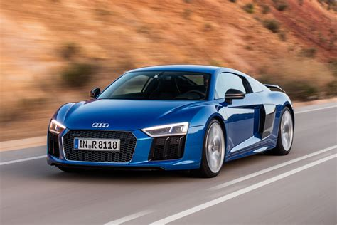 Audi R8 Picture by New Audi R8 V10 Plus Review Pictures Auto Express