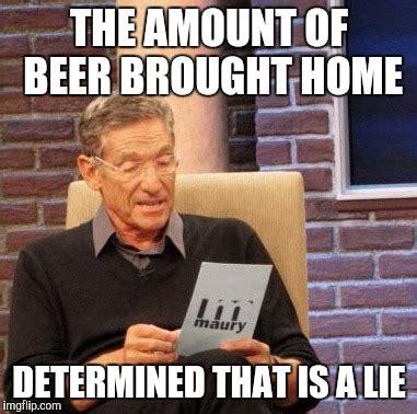 Lie Memes - maury lie detector meme imgflip