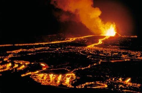 volcano lava l spencers information