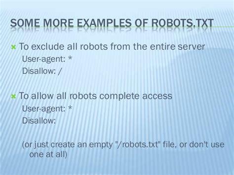 txt robots xml sitemap seo beginners guide