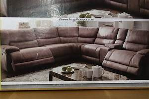 costco cheers riverton 6 piece reclining sectional With 6 piece sectional sofa costco