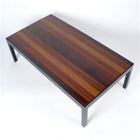 Related:milo baughman dining table milo baughman coffee table. Milo Baughman Mixed Wood Coffee Table SOLD19 at City Issue Atlanta